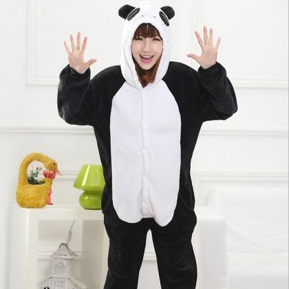 *FREE SHIPPING* Panda Pajamas Anima..