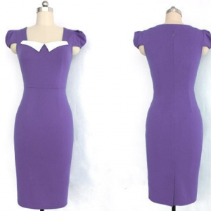 New fashion Elegant Womens Pinup Vi..