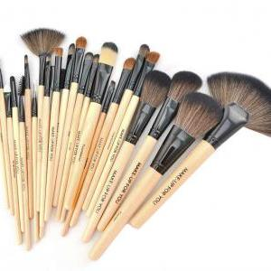 Professional 24 PCS Makeup Brush Se..
